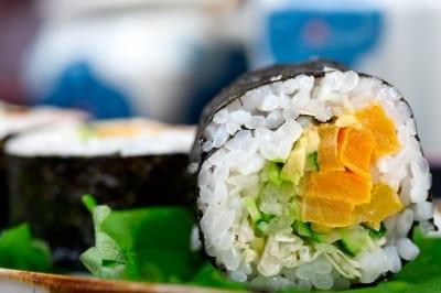 Japanische Rezepte: Sushi Maki