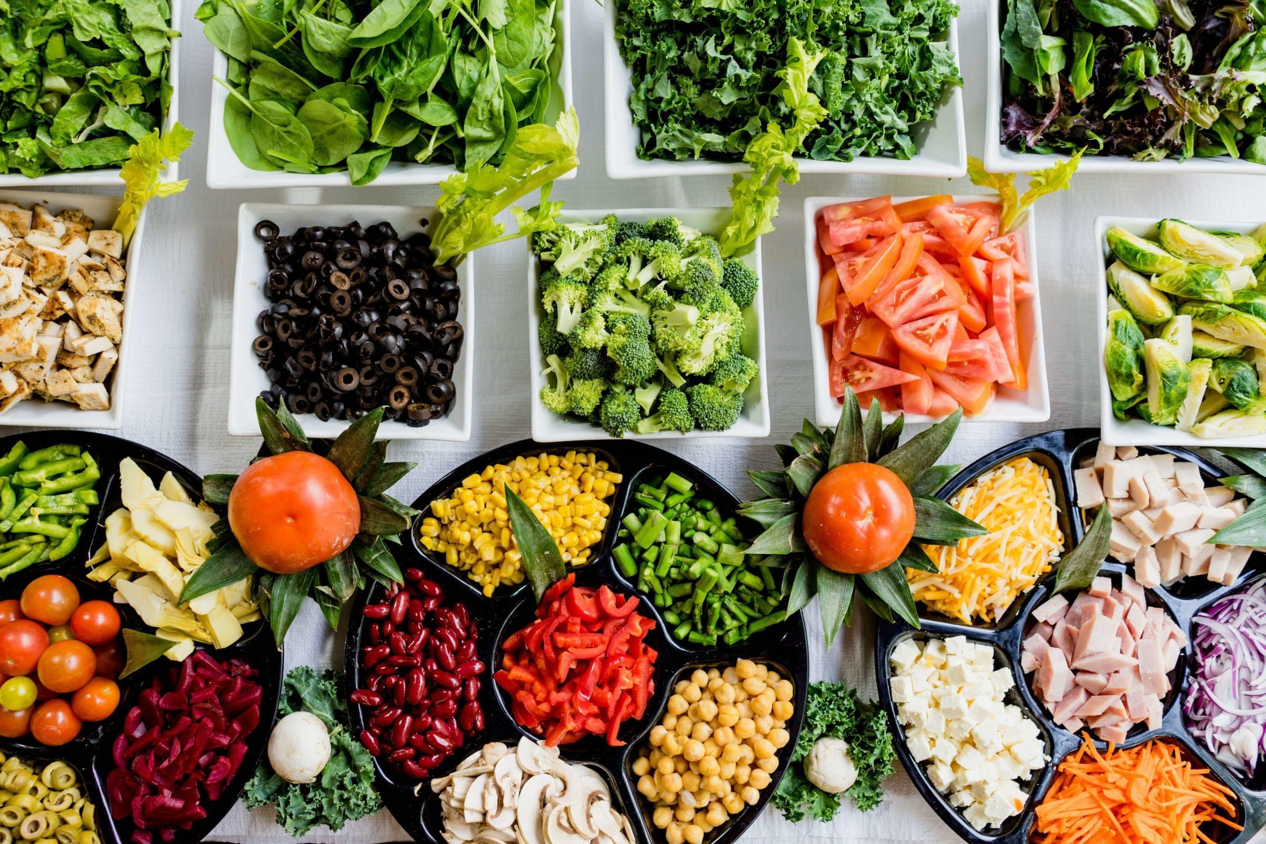 Gemüse für den Darm